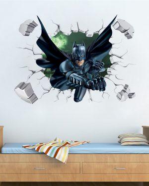Batman muursticker