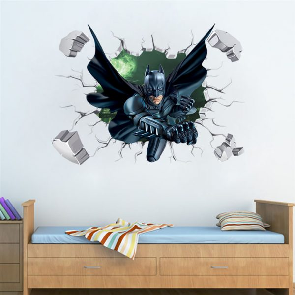 Batman muursticker