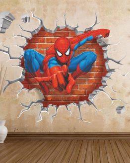 spiderman-muursticker