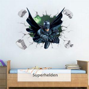 muurstickers-superhelden